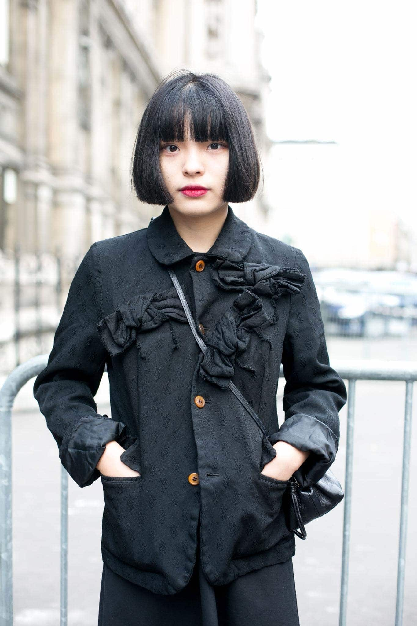 New Short Asian Hairstyles:Pixies,Bobs and Lobs 6