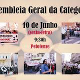 Assembleia Geral da categoria dia 10/06/11 (Sexta-feira)