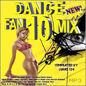 lancamentos Download   Dance Fan Mix Vol.10 (2011)