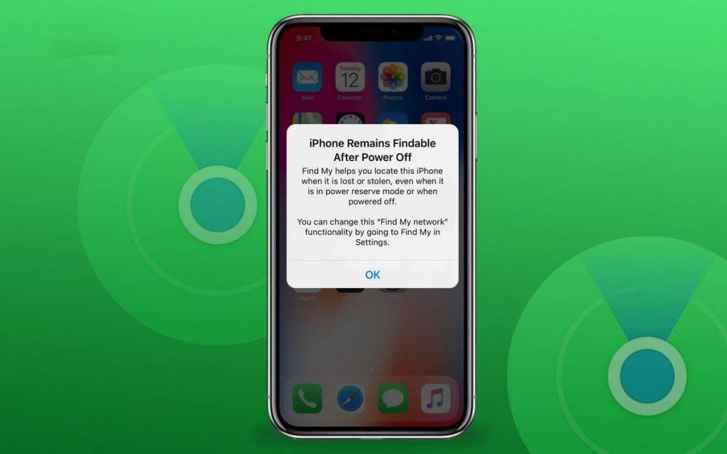 نظام iOS 15 قادر على تتبع وتحديد مكان الايفون حتى بعد إيقاف تشغيله