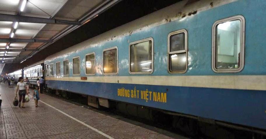 Comboio, Hoi An