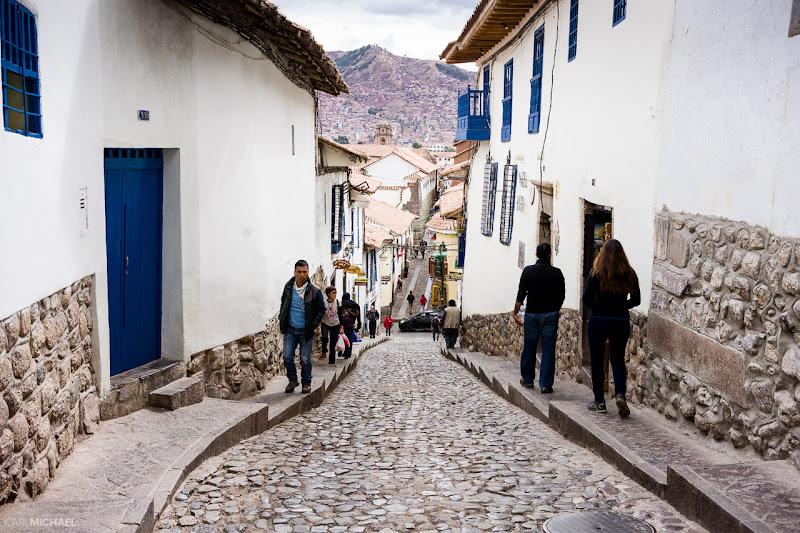 Shopping in Cusco Av. El Sol
