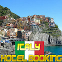 Italy Hotel Booking icon