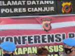 Pelaku pembunuhan Di Kamar Kontrakan Dibekuk Satreskrim Polres Cianjur