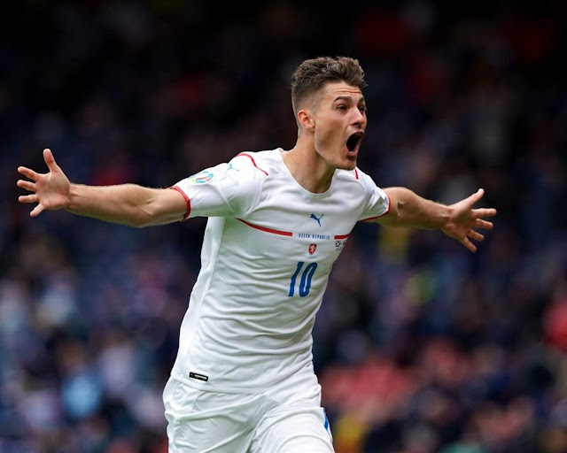 SCHICK'S STUNNER WINS UEFA EURO 2020 GOAL OF THE TOURNAMENT