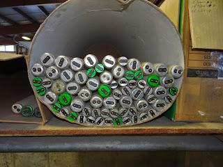 Flourescent Bulbs Recycling Center