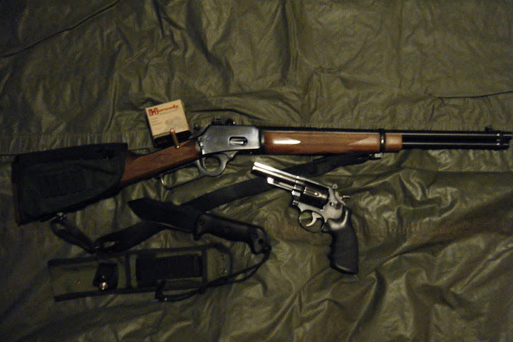 Pistol carbines are awesome! | Bushcraft USA Forums