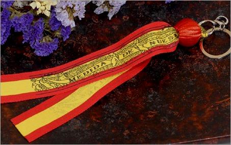 llavero-cinta-de-la-virgen-bandera-de-espana