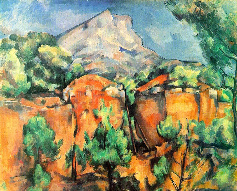 Paul Cezanne Cubism