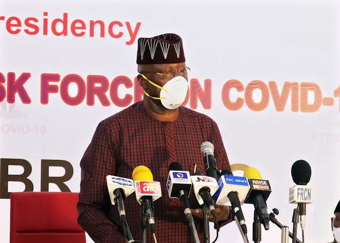 Nobody Is Safe Until Everyone Is Vaccinated - SGF Boss Mustapha