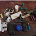 Policía captura hombre acusado de herir de bala a cuatro personas e incendiar una vivienda en montecristi