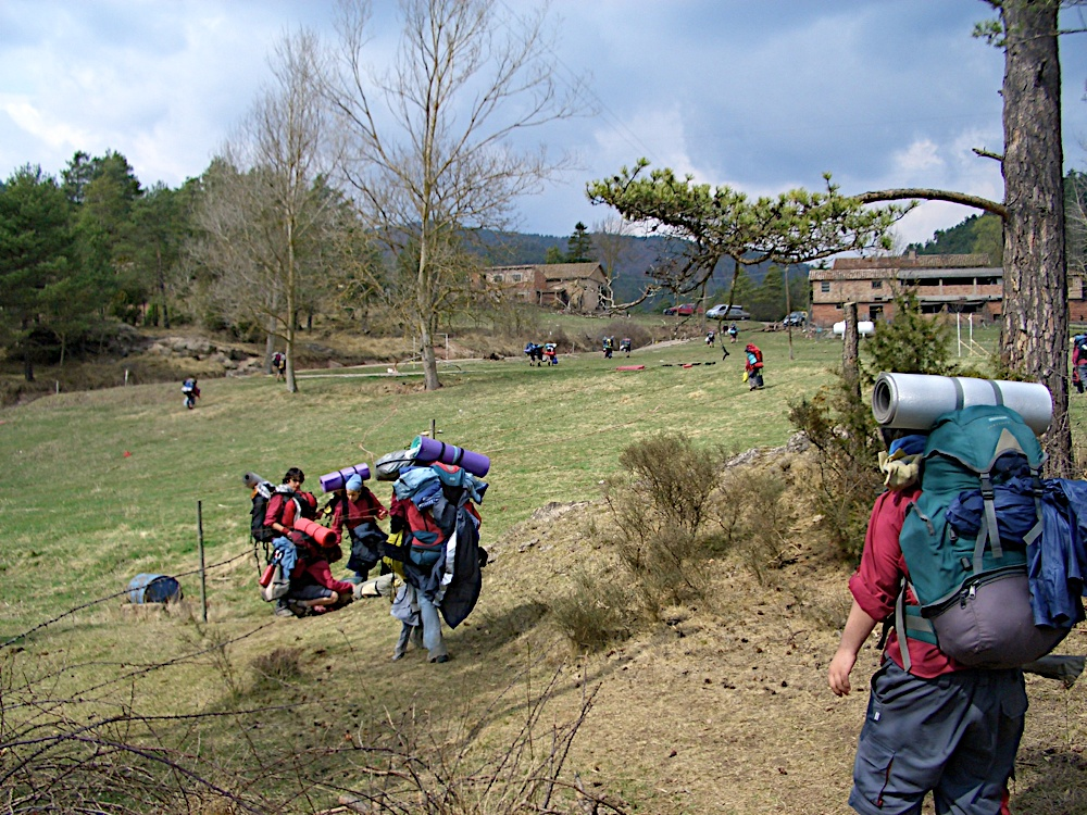 Campaments amb Lola Anglada 2005 - CIMG0431.JPG