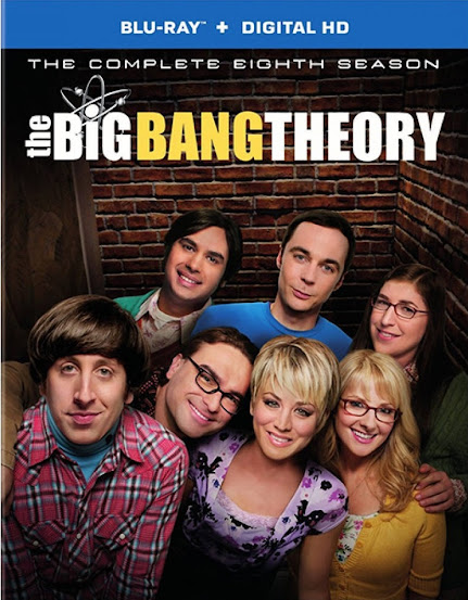 The Big Bang Theory – Temporada 8 [2xBD25]