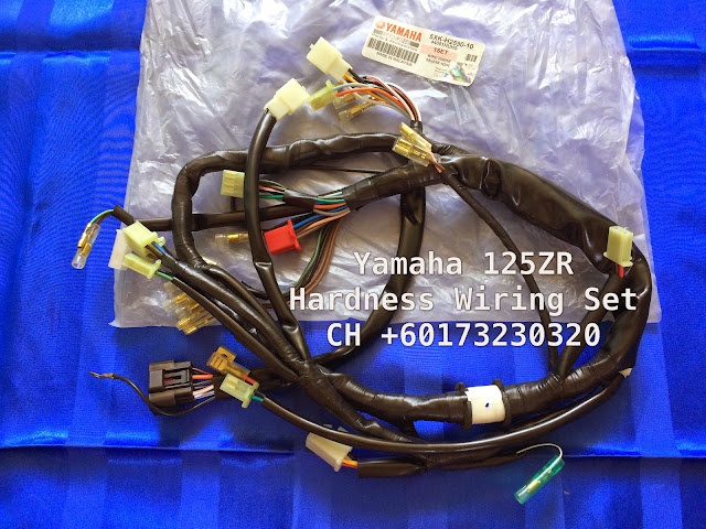 Jual Spare Part Yamaha 125z 1stmotorxstyle Org