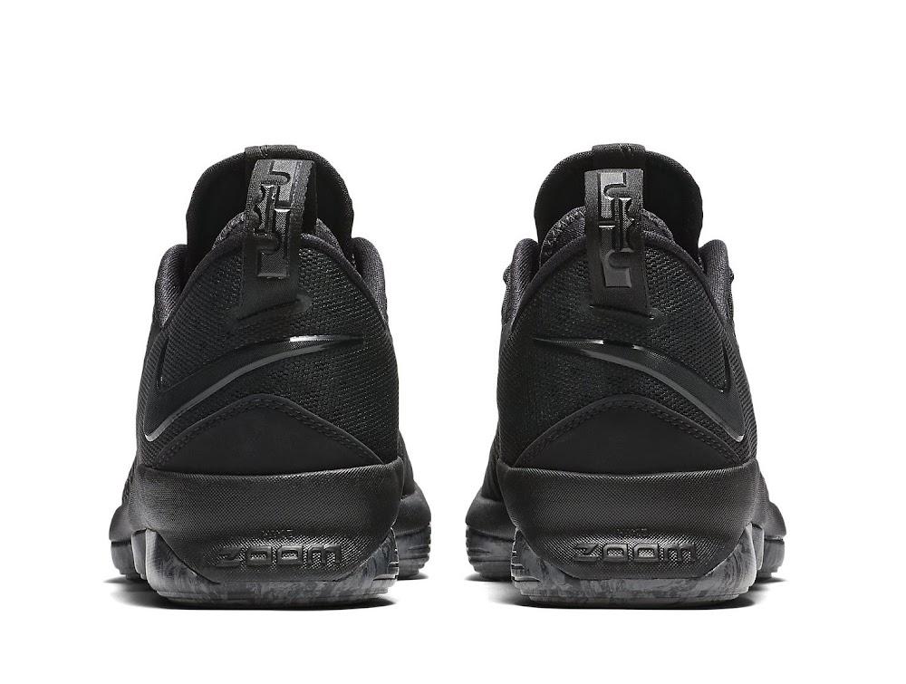 Nike Launches LeBron XIV Low Triple Black Next Week ... 081683607
