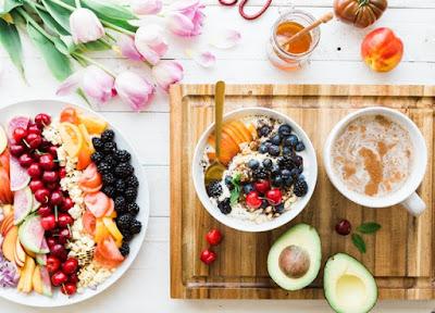 makan sehat atasi gangguan mood