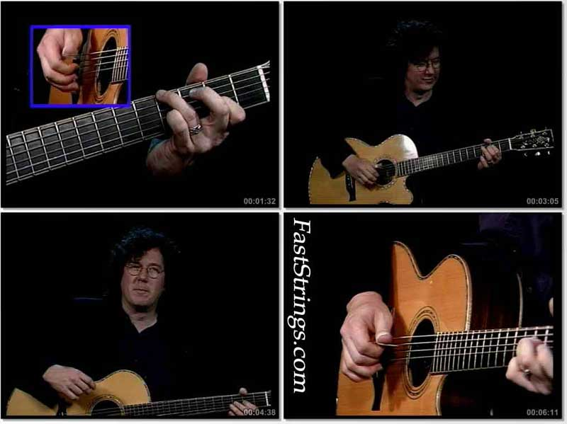 Al Petteway - Celtic Instrumentals For Fingerstyle Guitar #1: DADGAD Tuning
