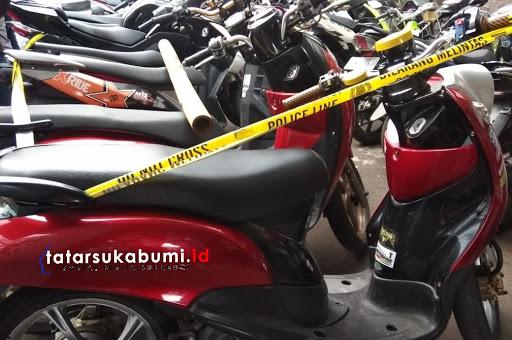 Rajia Kendaraan Jelang Malam Takbir, Polres Sukabumi Tindak 385 Pelanggar