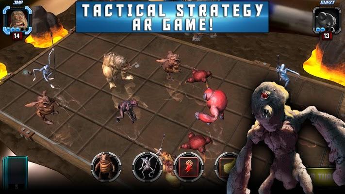 HoloGrid: Monster Battle Tango- screenshot