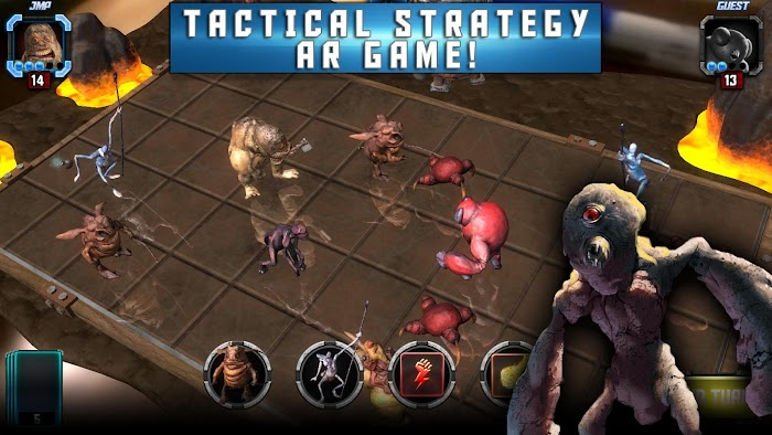 HoloGrid: Monster Battle Tango Apk
