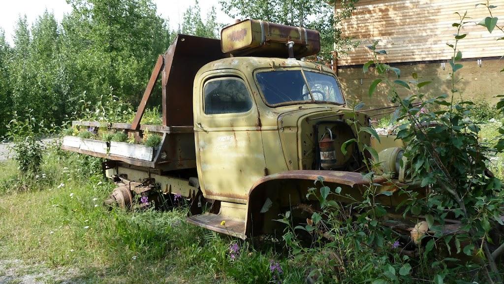 mccarthy truck