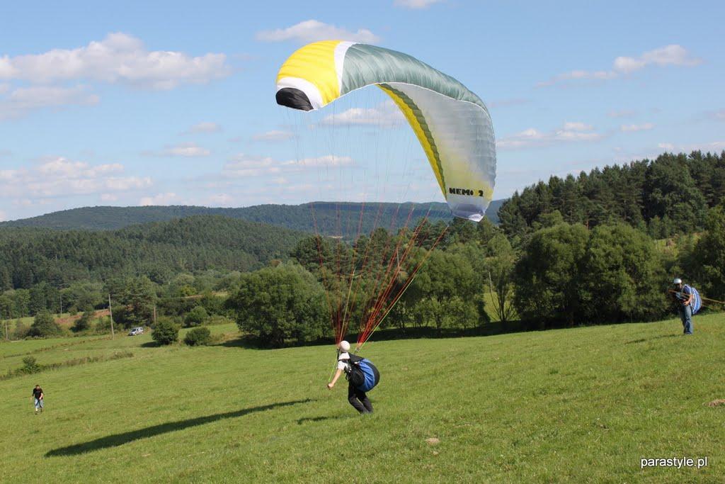 Szkolenia paralotniowe Sierpień 2011 - IMG_7838.JPG