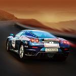 Car Racing Atom Theme