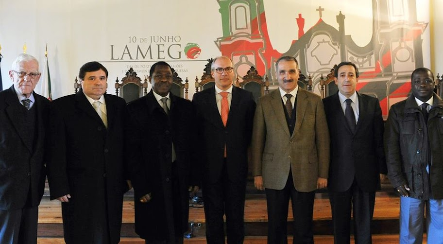 Costa do Marfim busca oportunidades de investimento em Lamego
