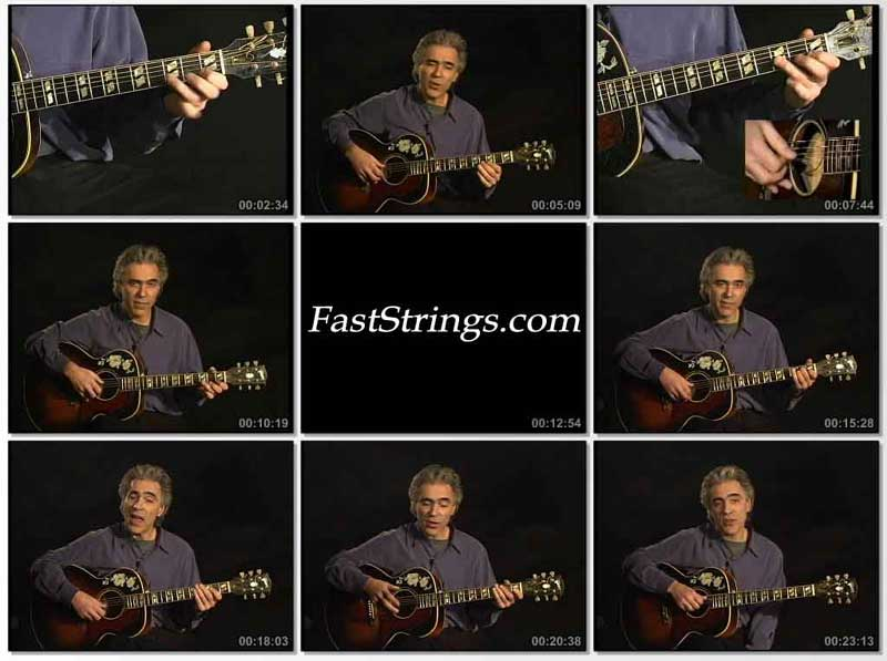 Woody Mann - The Art of Acoustic Blues Guitar: Early Roots