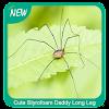 Cute Styrofoam Daddy Long Leg Spider APK