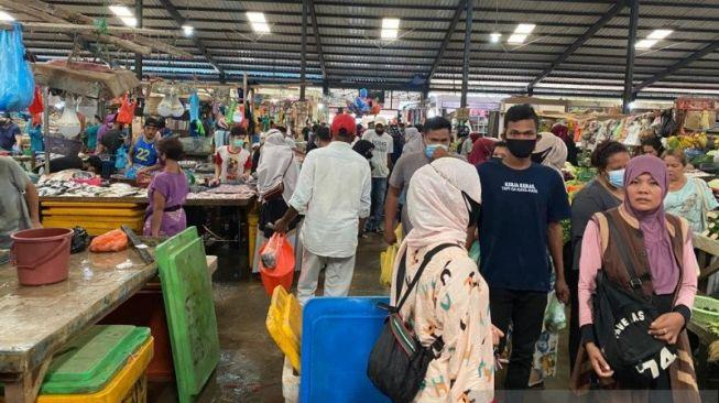 Gerah Aturan PPKM Mikro di Natuna, Pedagang: Kami Disalahkan, Menerima Berarti Bunuh Diri