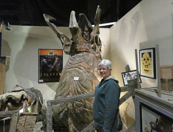 Brenda with Graboid and Assblaster