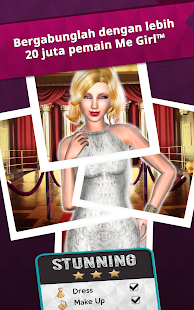 Glamour Me Girl :Star Dressup- gambar mini screenshot