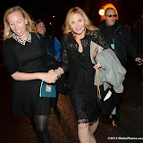 WWW.ENTSIMAGES.COM -  Kim Cattrall  leaving     Much Ado About Nothing at Old Vic September 19th 2013                         Photo Mobis Photos/OIC 0203 174 1069