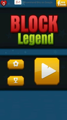 Candy Block Legend
