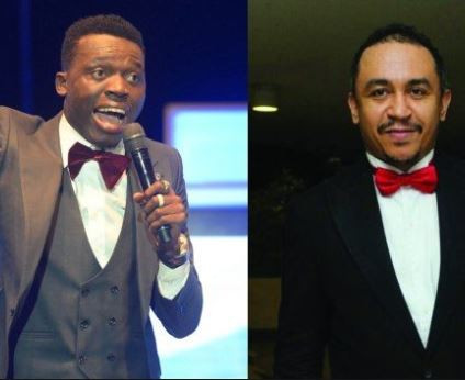 comedian akpororo comedy gig, daddy freeze and akpororo, gossip Nigeria, abuja entertainment blog, abuja news blog, SD news blog