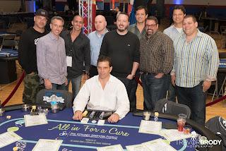 CDP Poker 2015