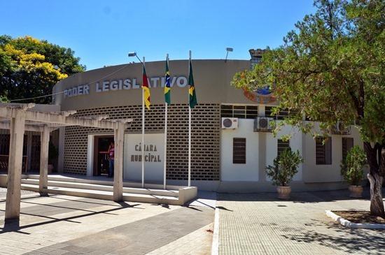Câmara de Vereadores de São Gabriel - nova