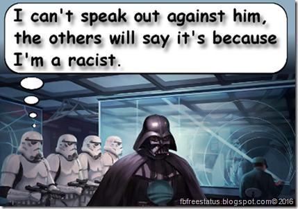 Racist-darth-vader