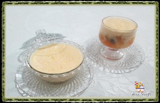 Molho de iogurte 1