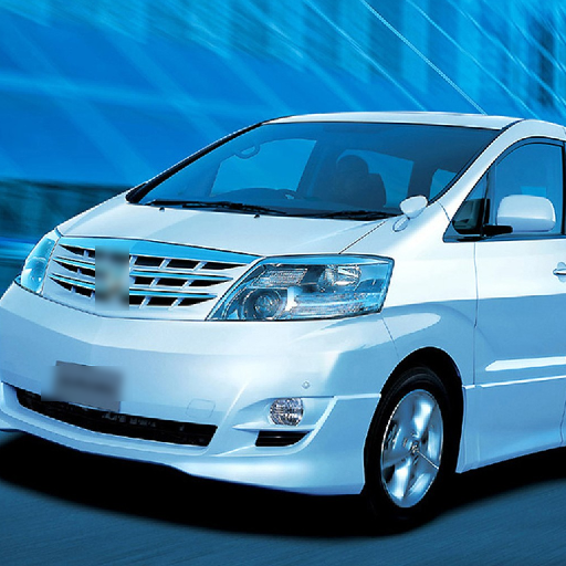 Top Wallpapers Toyota Alphard
