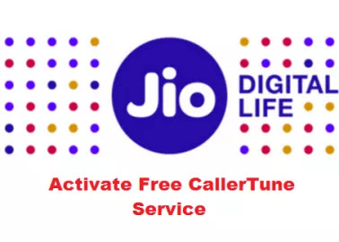 Jio free caller tune on extended validity jio free sim