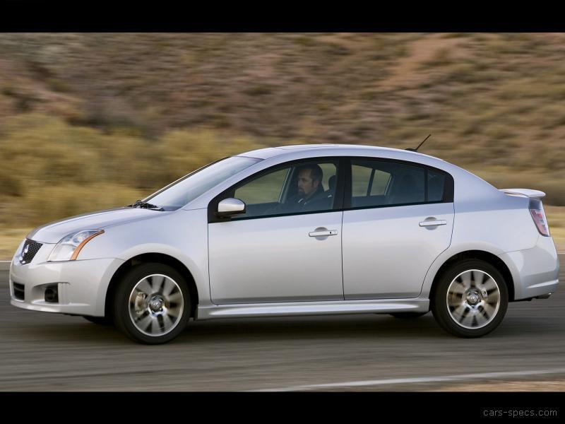 ... 2007 Nissan Sentra Se R 00014 ...