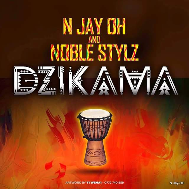 Noble Stylz and N jay-Oh rope in congolese guitarist for summer groove
