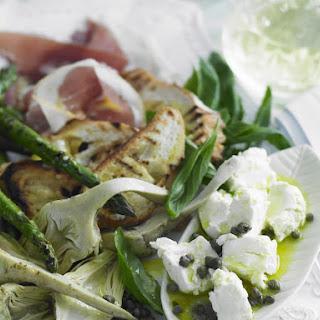 Prosciutto and Artichoke Salad