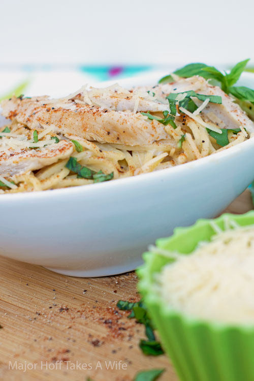 parmesan chicken pasta. Recipes using rotisserie chicken.