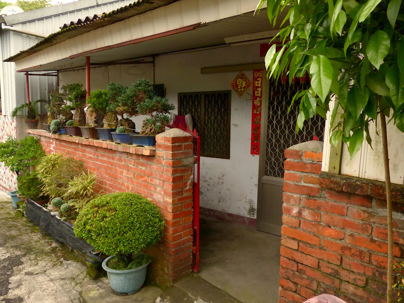 Miaoli county. Nanzhang puis Dahu la capitale de la fraise... - P1050167.JPG