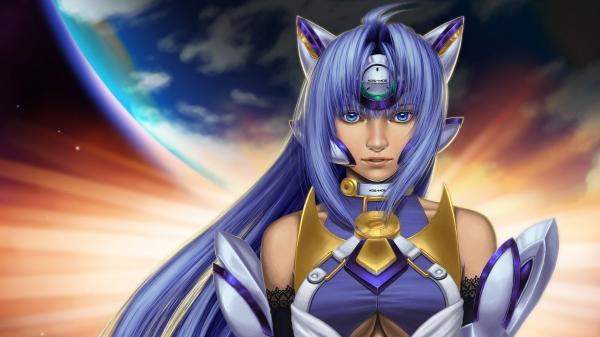 Beautiful Fighter Smile, Magick Warriors 3