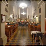 Koncert v klášterním kostele. Veronika Králová a Canzonetta
