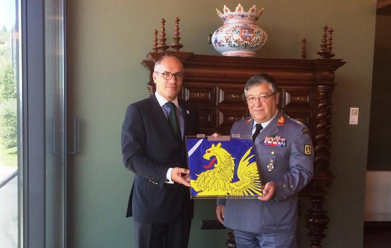 Forças Armadas elogiam Município de Lamego pela organização do Dia de Portugal